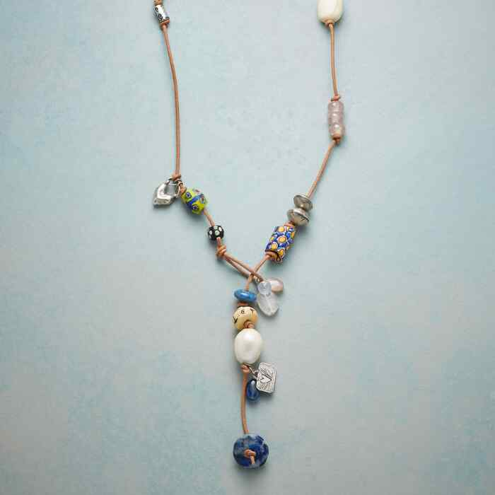 FOLLOWING TRADEWINDS NECKLACE