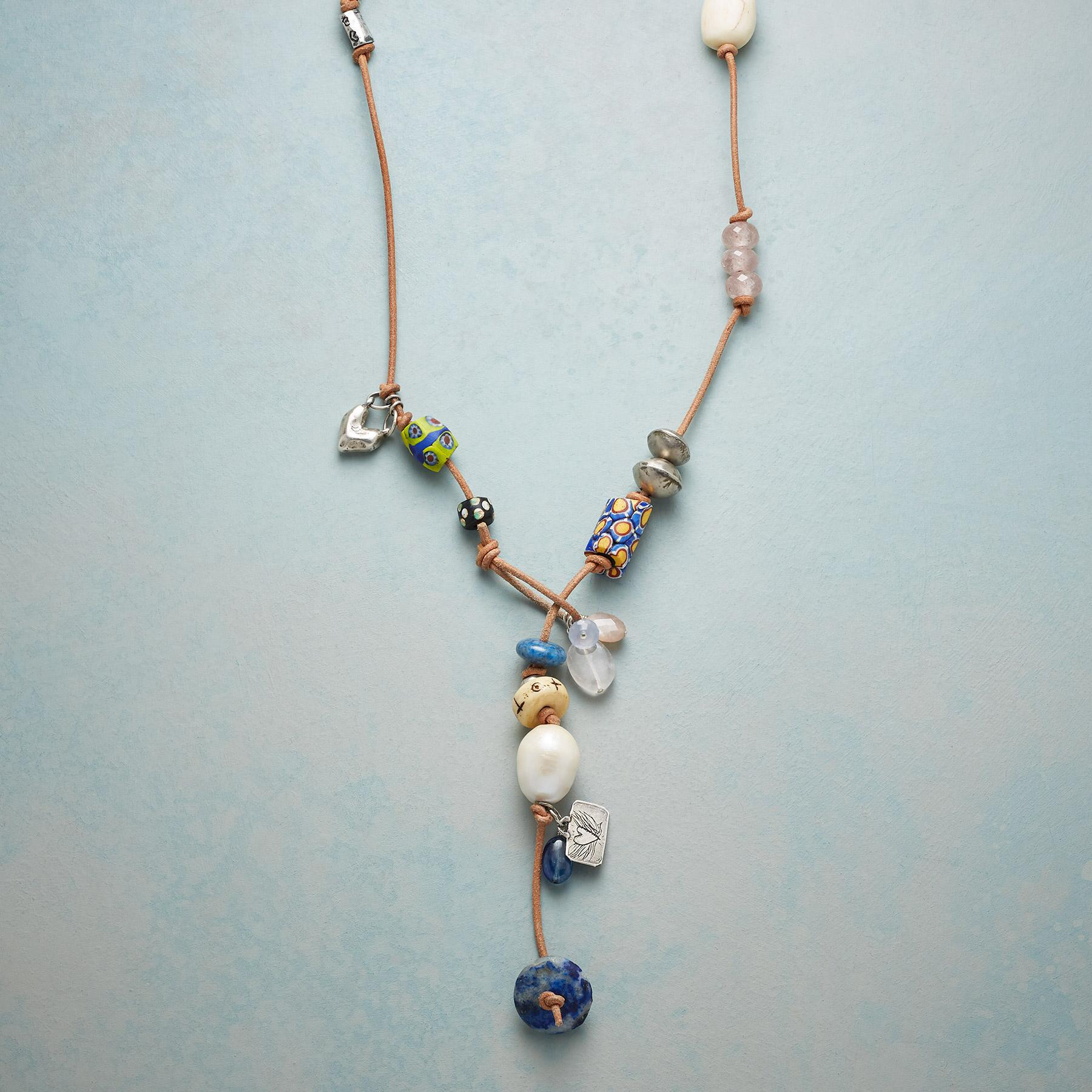 FOLLOWING TRADEWINDS NECKLACE: View 1