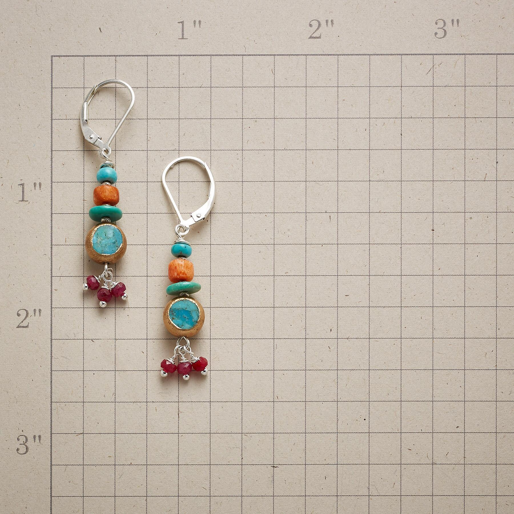 TREASURE TROVE EARRINGS: View 2