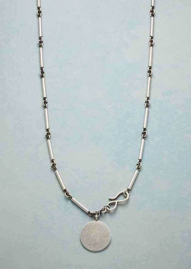 BAR NONE NECKLACE
