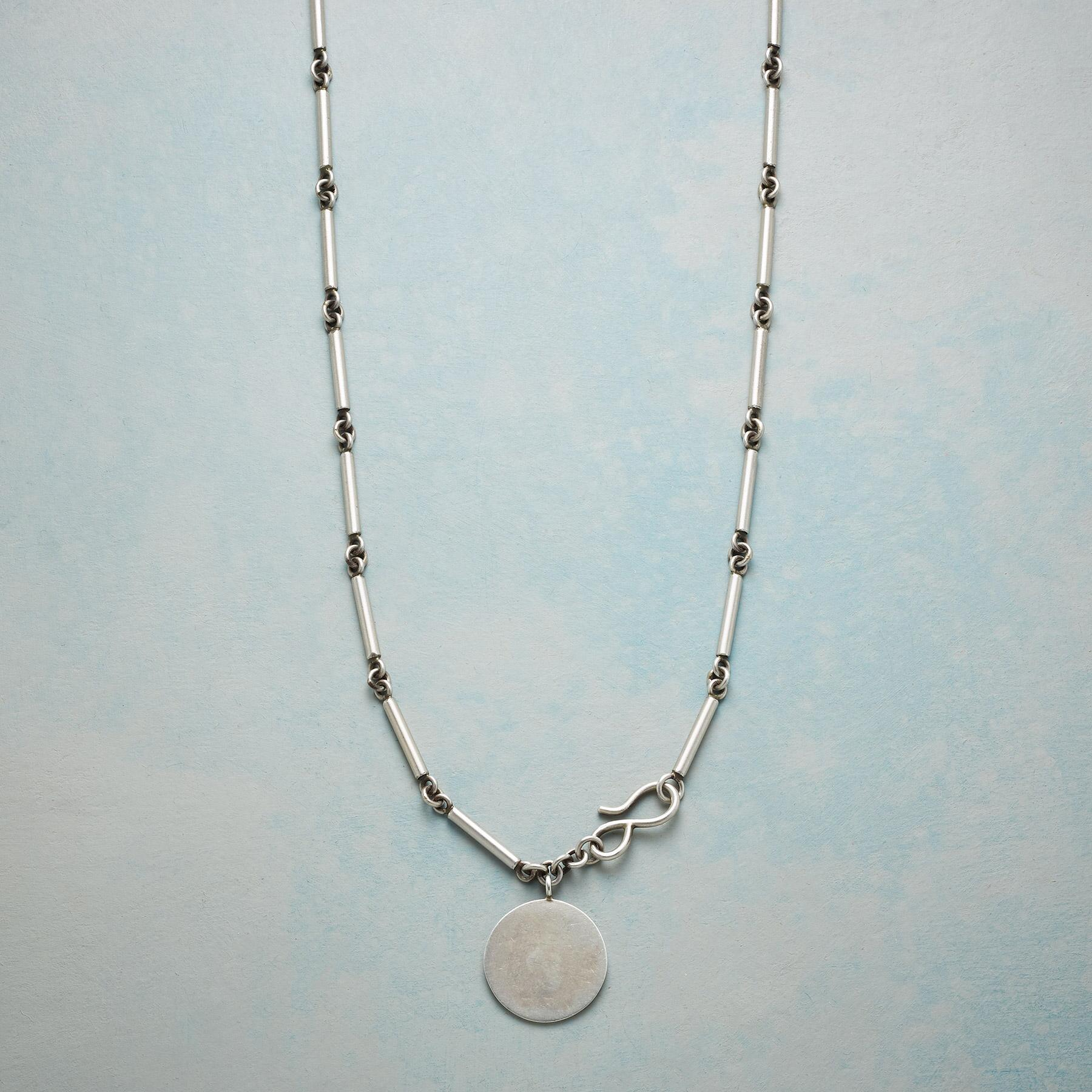 BAR NONE NECKLACE: View 1