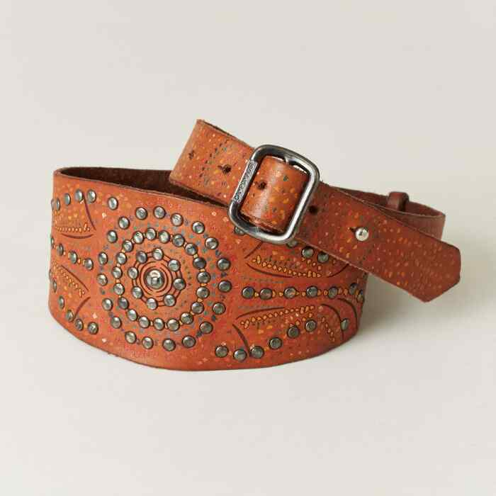EFEDRA STUDDED BELT