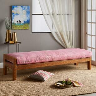 SALEH MOROCCAN DAY BED