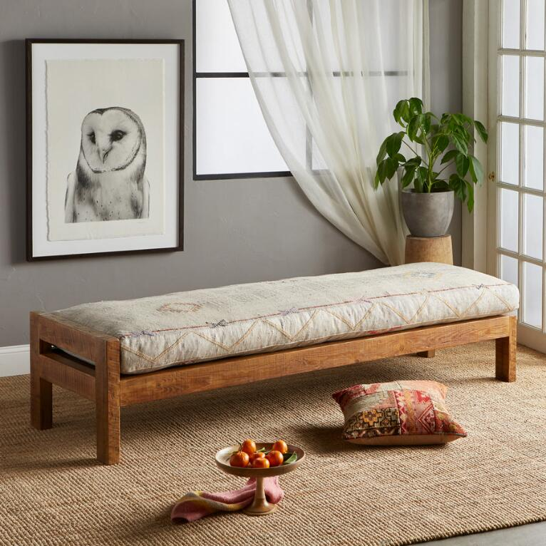 ARBAA MOROCCAN DAY BED