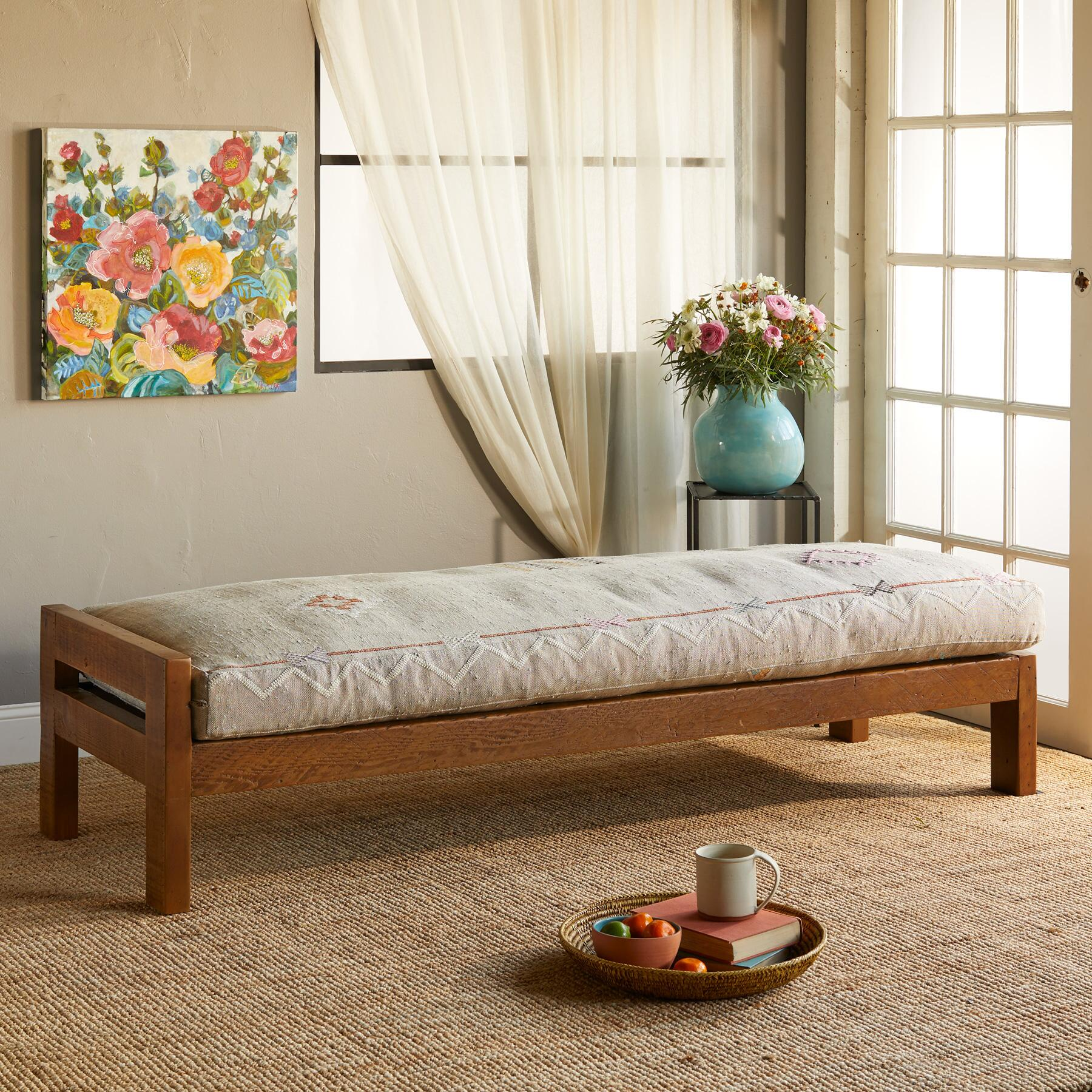 LAHRAOUYINE MOROCCAN DAY BED: View 1
