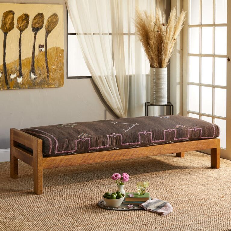 MENARA MOROCCAN DAY BED