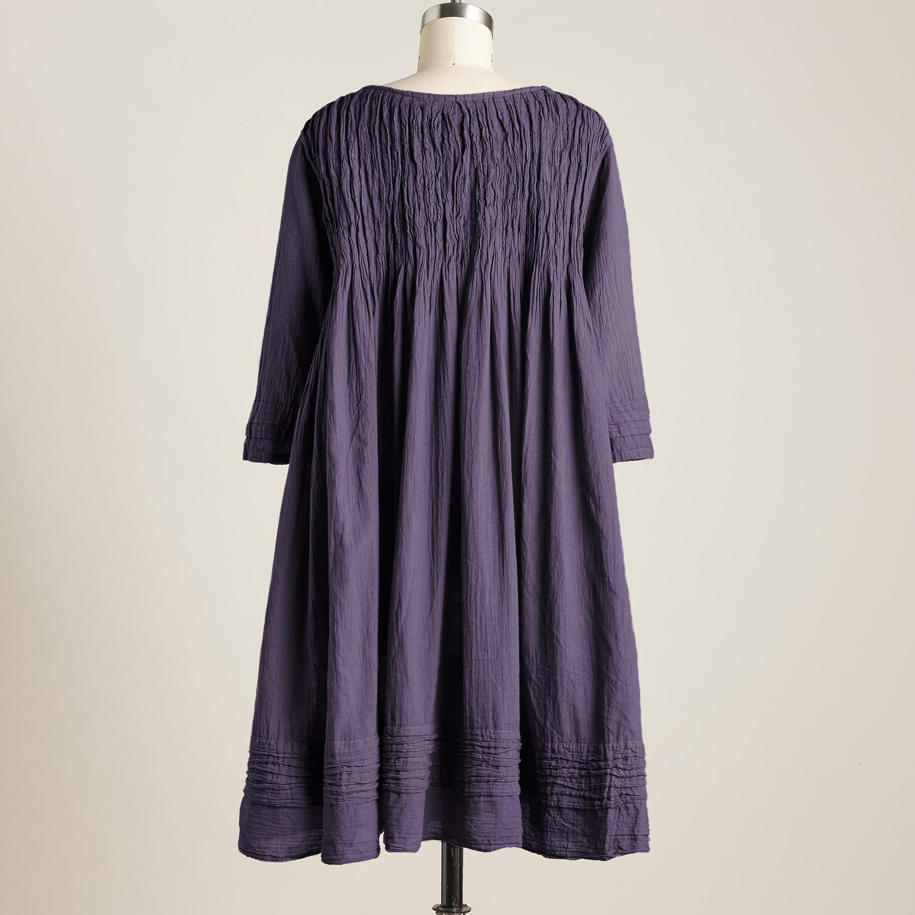 FRANCESCA COTTON DRESS: View 3