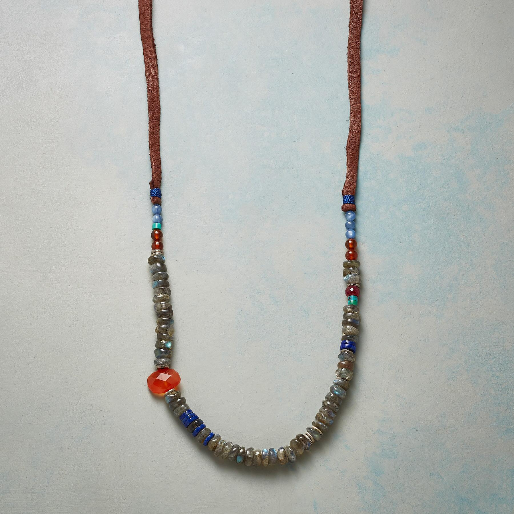HERE COMES THE SUN NECKLACE: View 1
