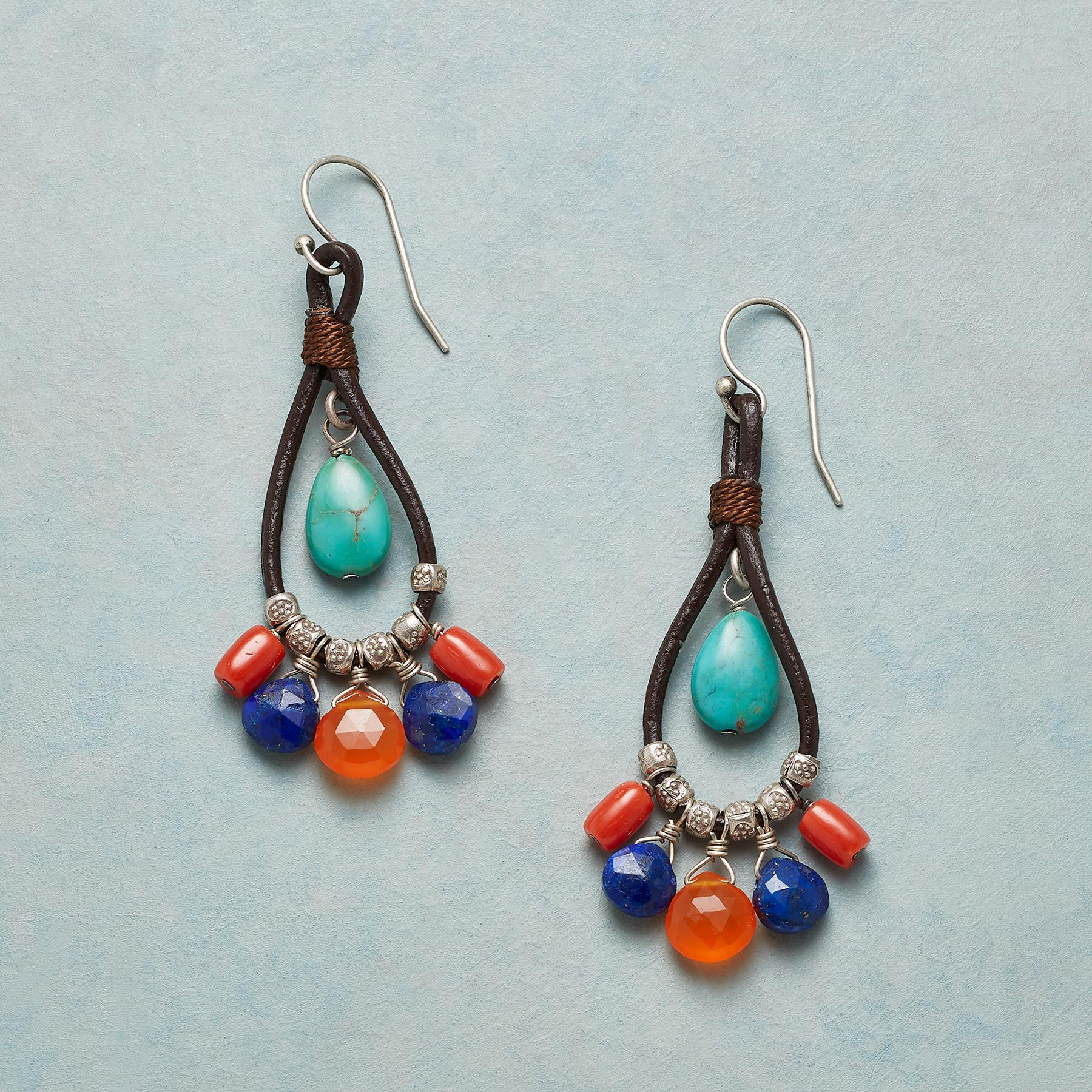PARADISE COVE EARRINGS: View 1