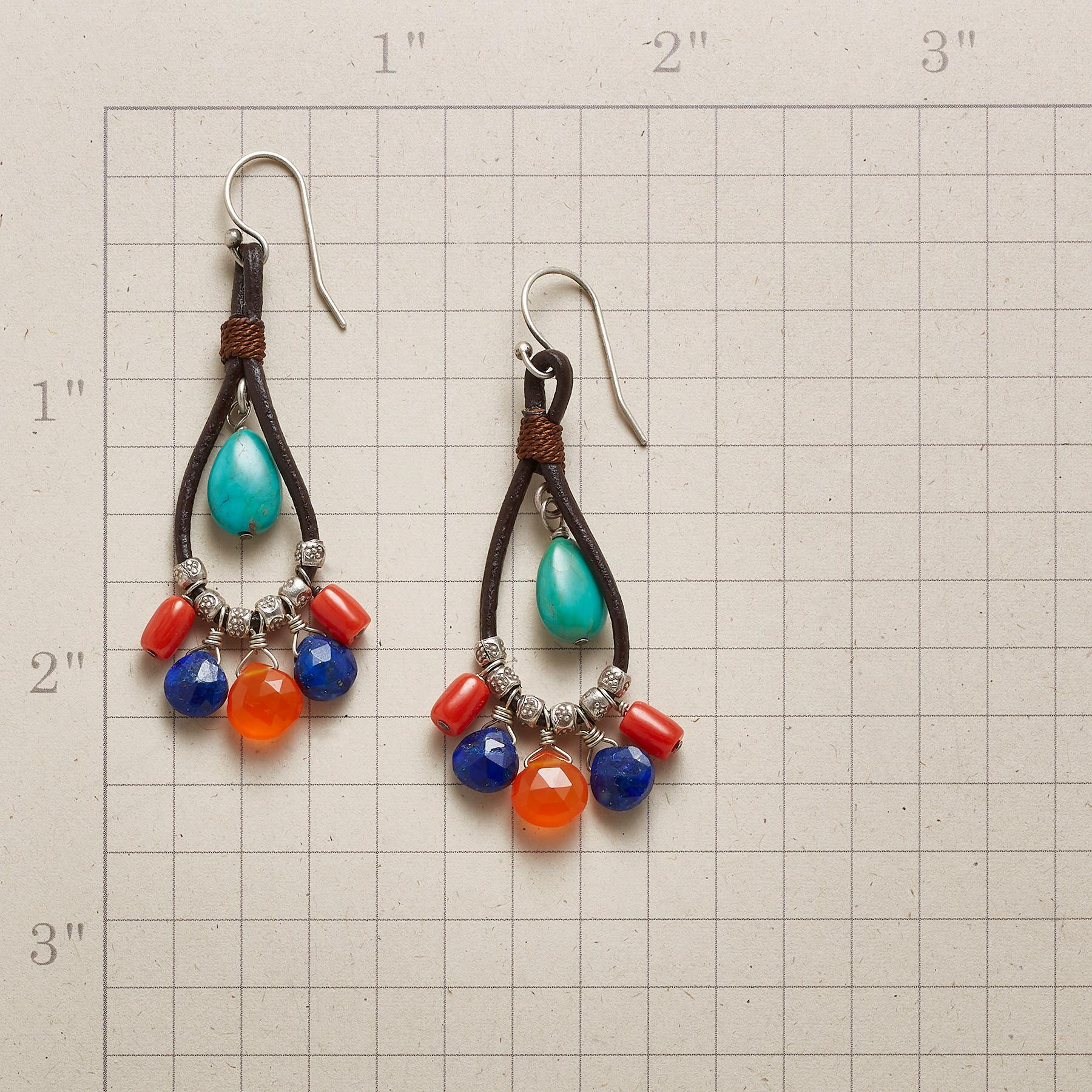 PARADISE COVE EARRINGS: View 2