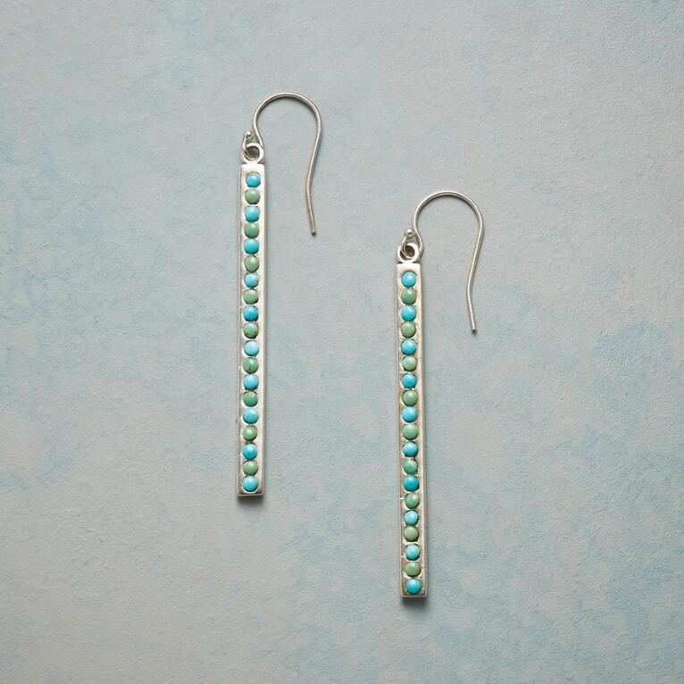 ON THE LINE EARRINGS