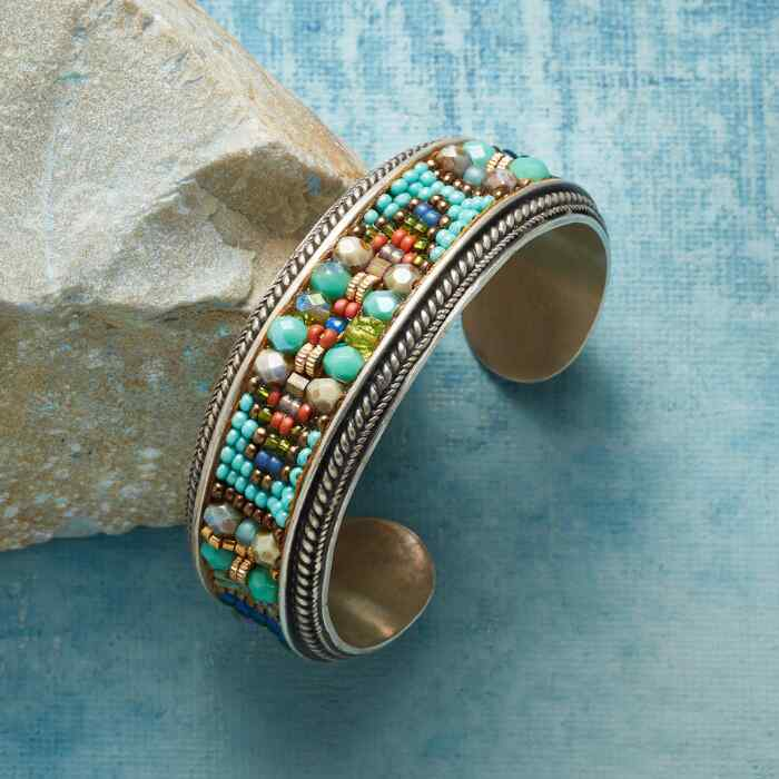 AUTUMN IN TAOS CUFF