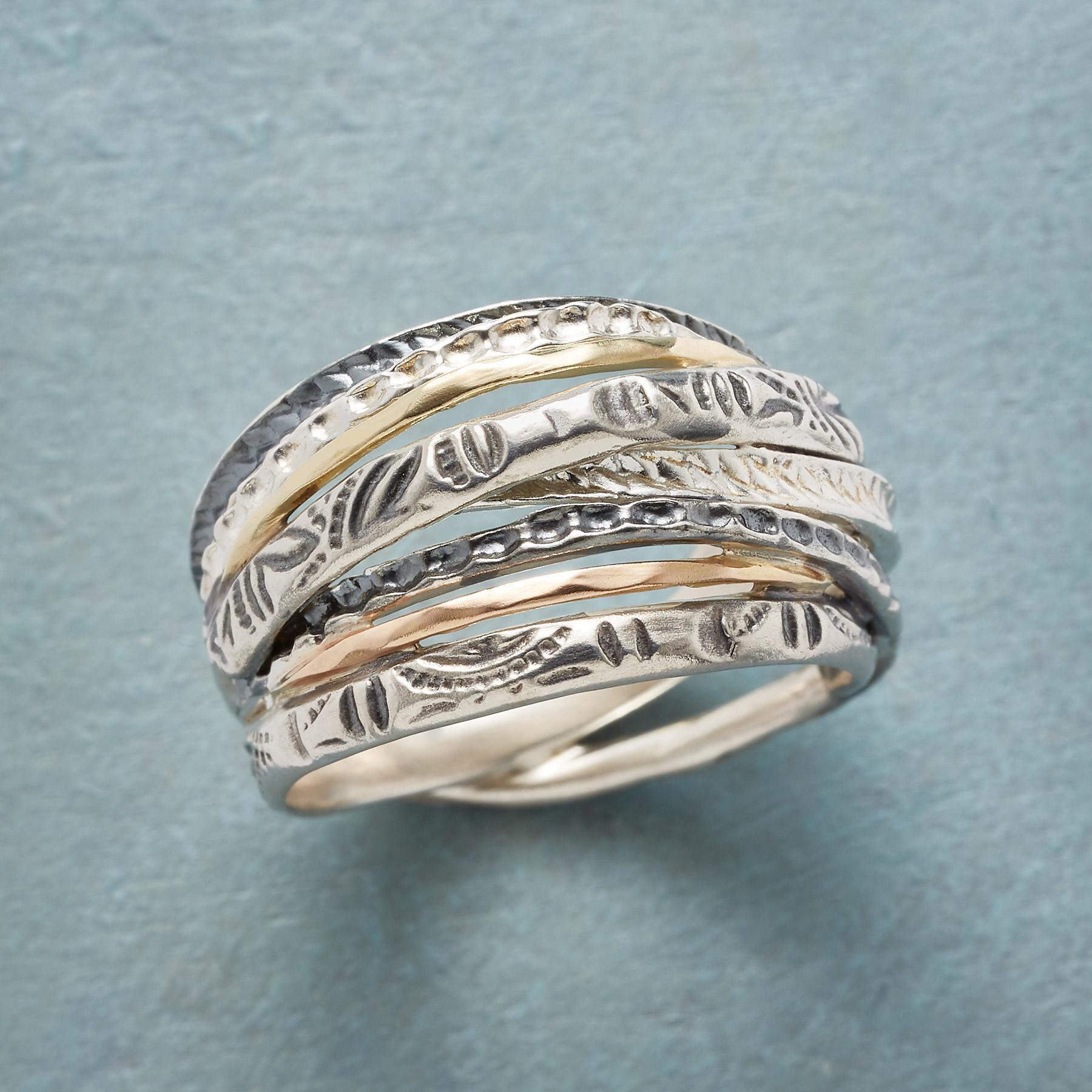 A STUDY IN MYTHOLOGY RING: View 1