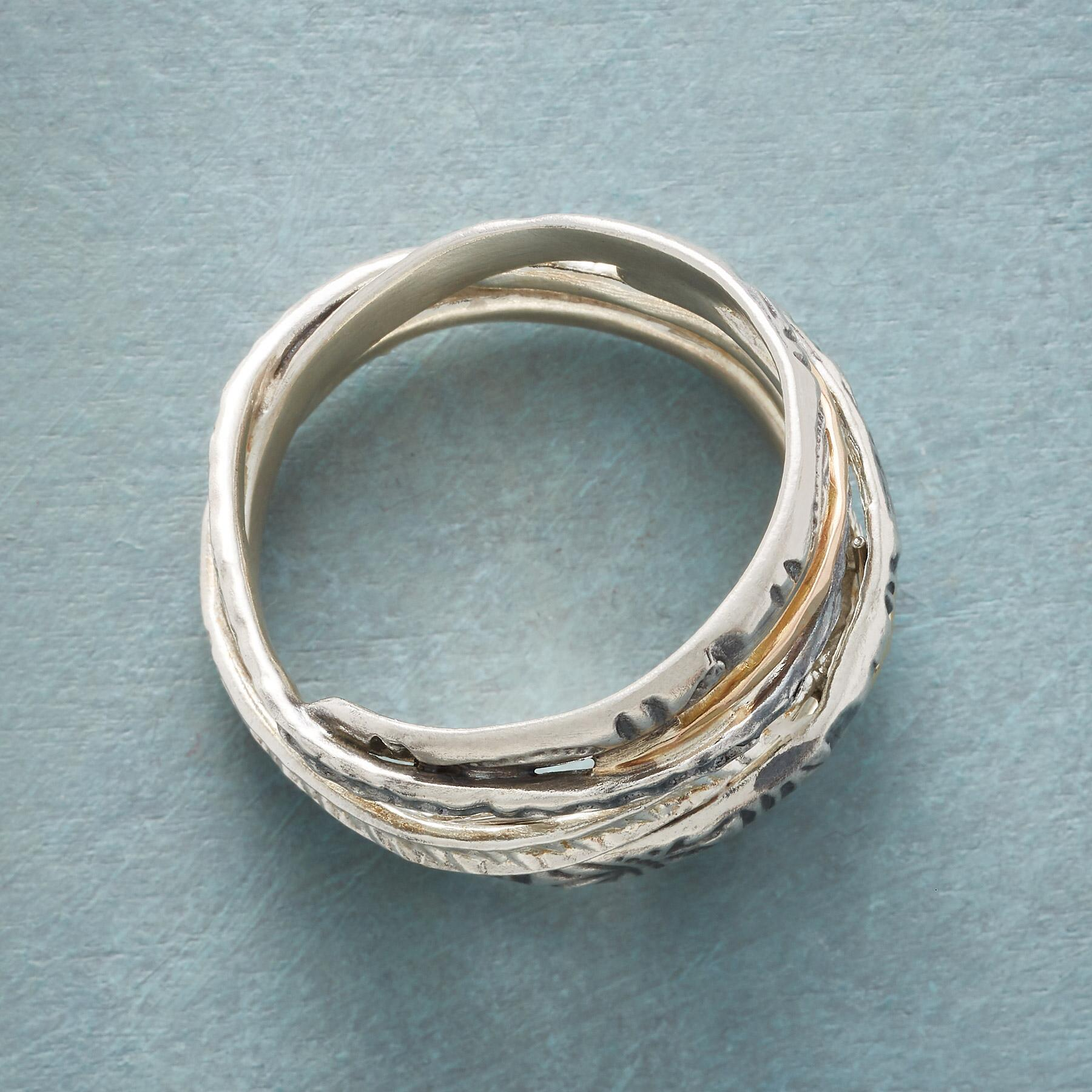 A STUDY IN MYTHOLOGY RING: View 2
