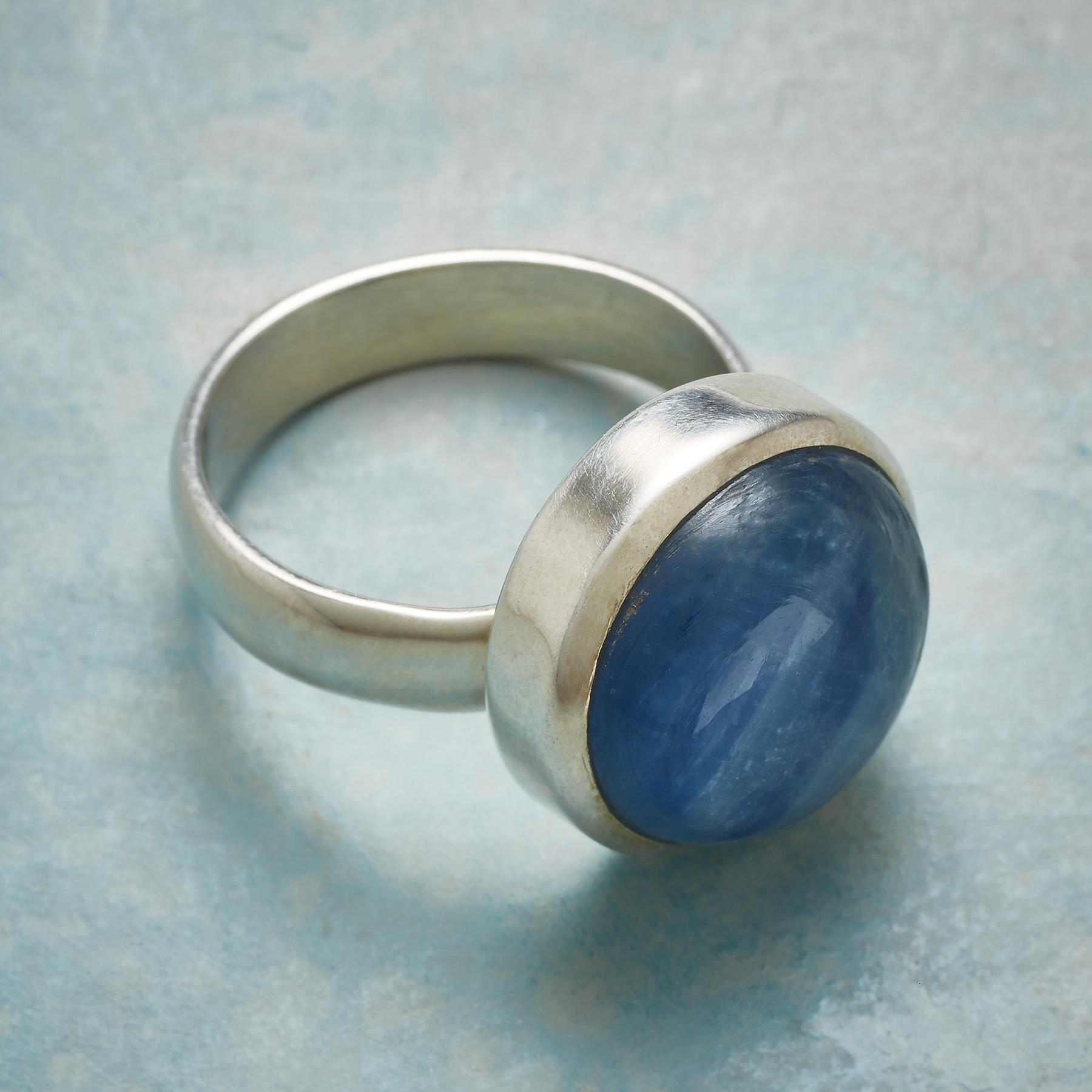 REFLECTIONS IN BLUE RING: View 2