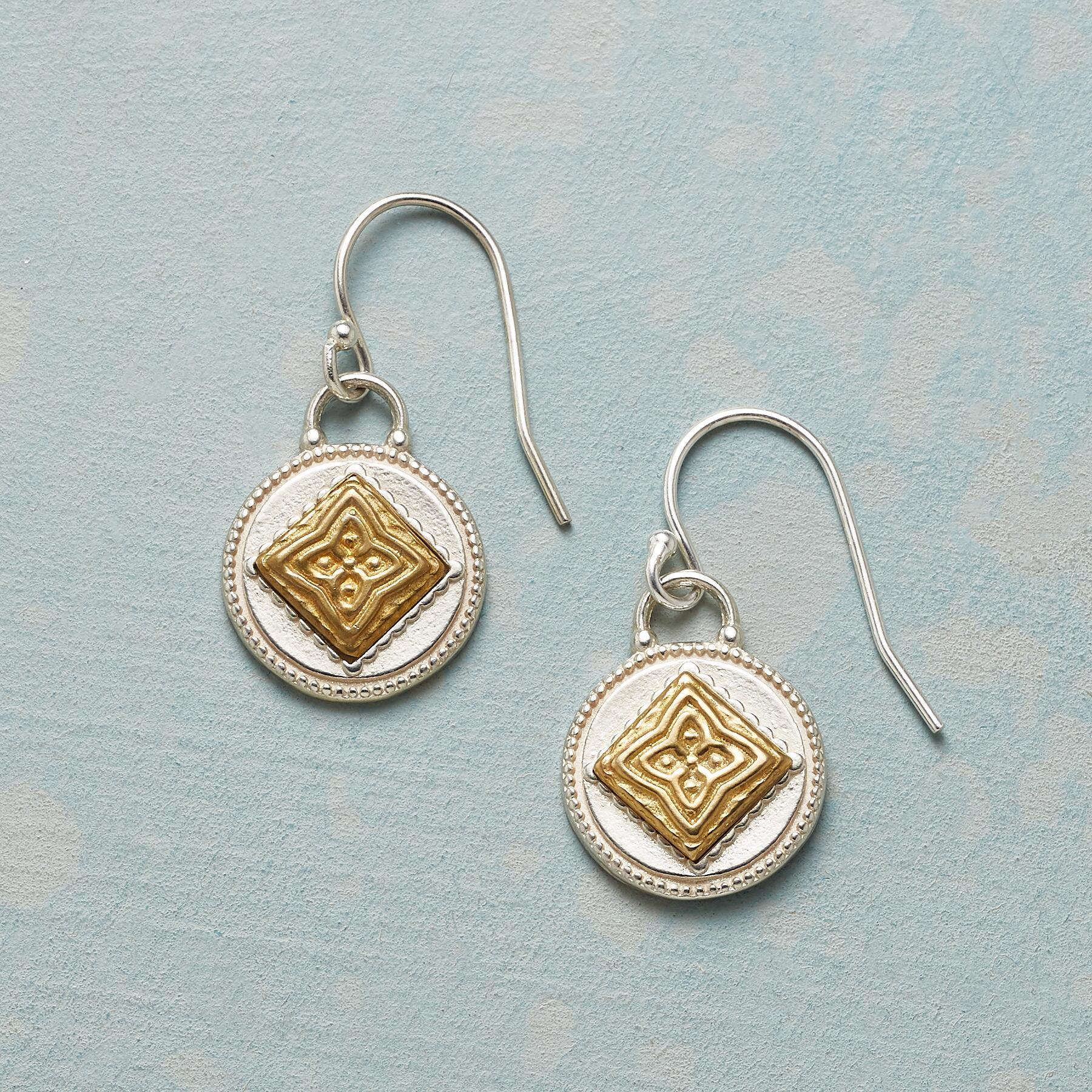 SIDDHA EARRINGS: View 1