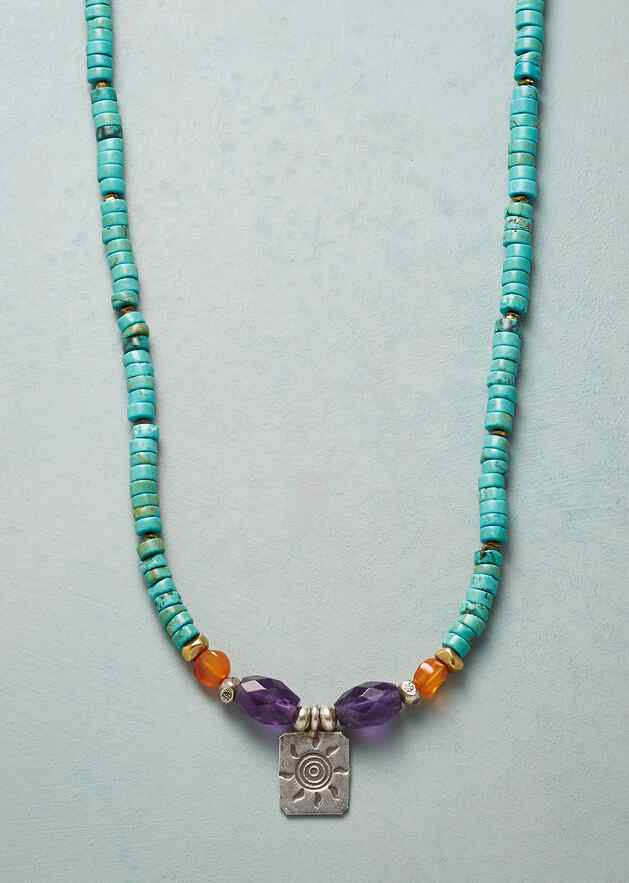 SUNSET SKY NECKLACE
