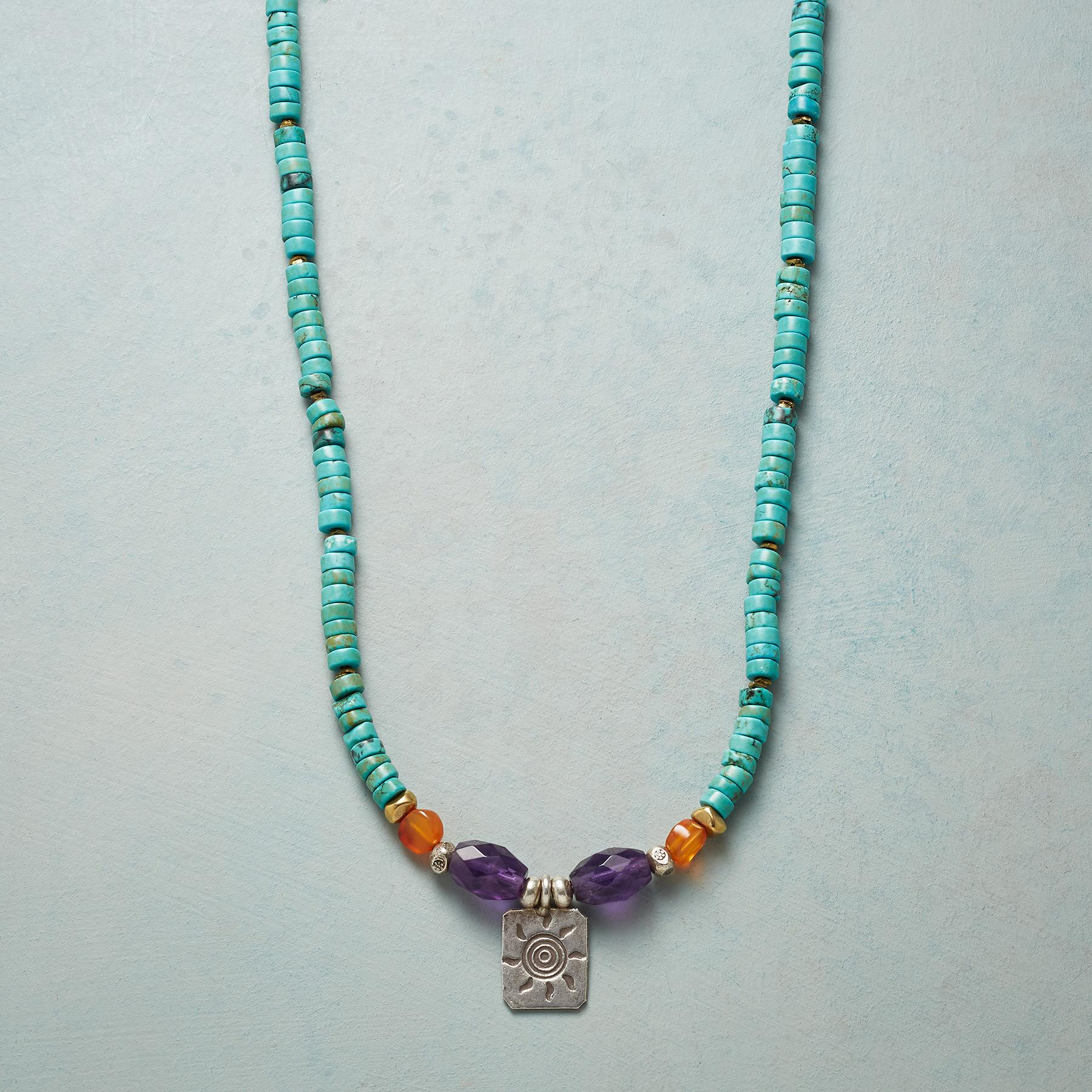 SUNSET SKY NECKLACE: View 1