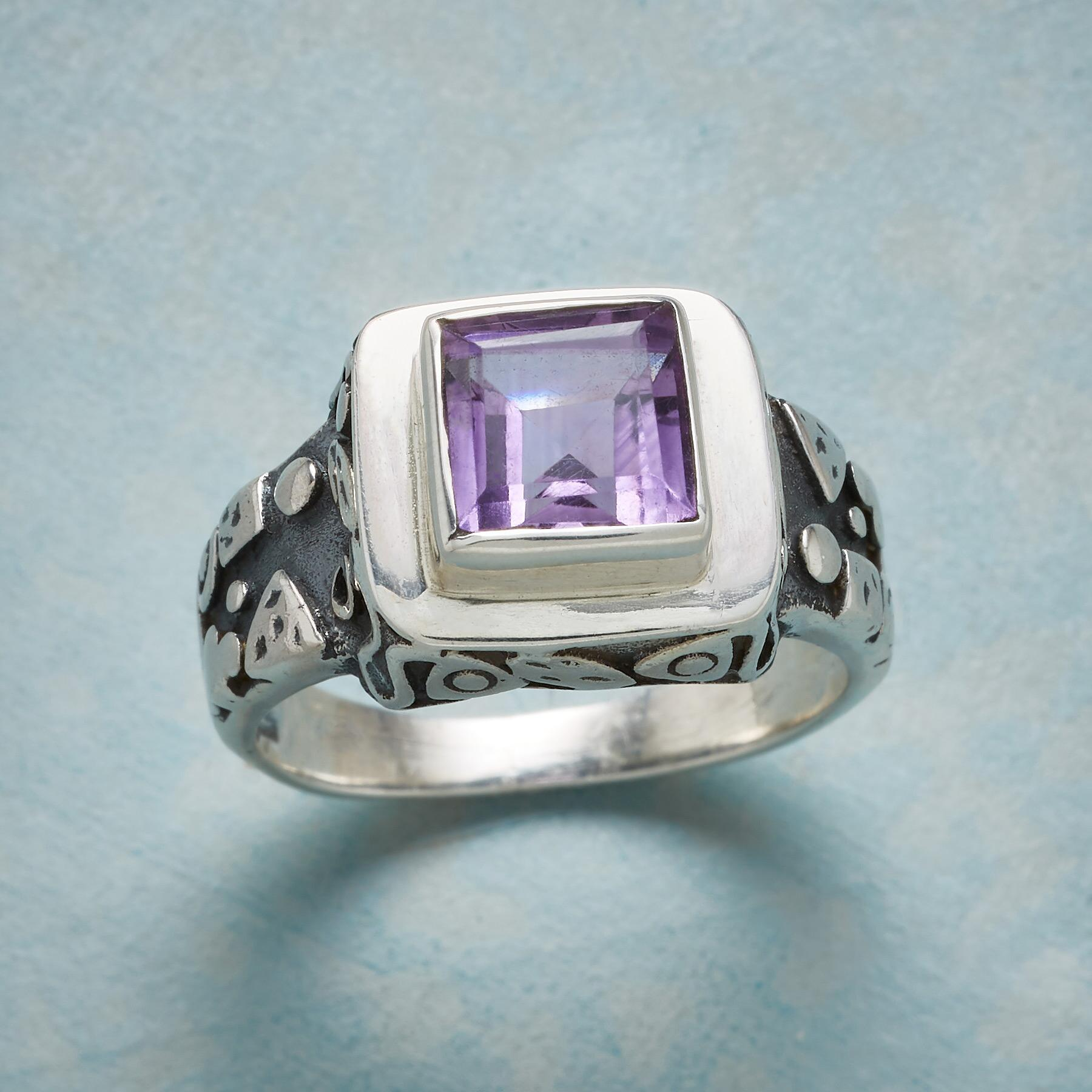 WISTERIA RING: View 1