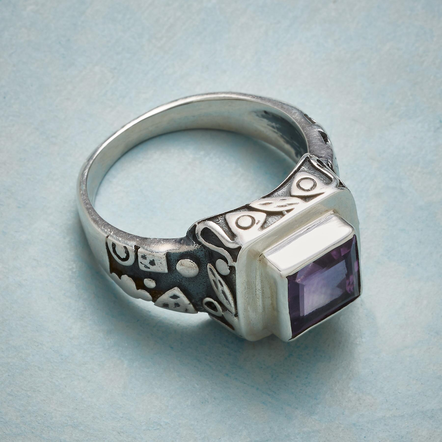 WISTERIA RING: View 2