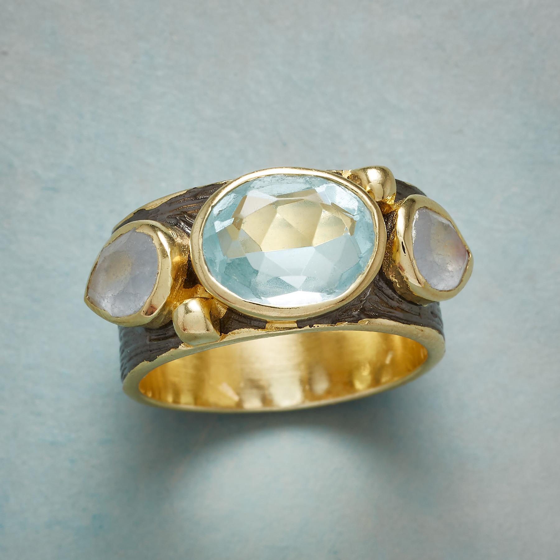BLUE MOON RING: View 1