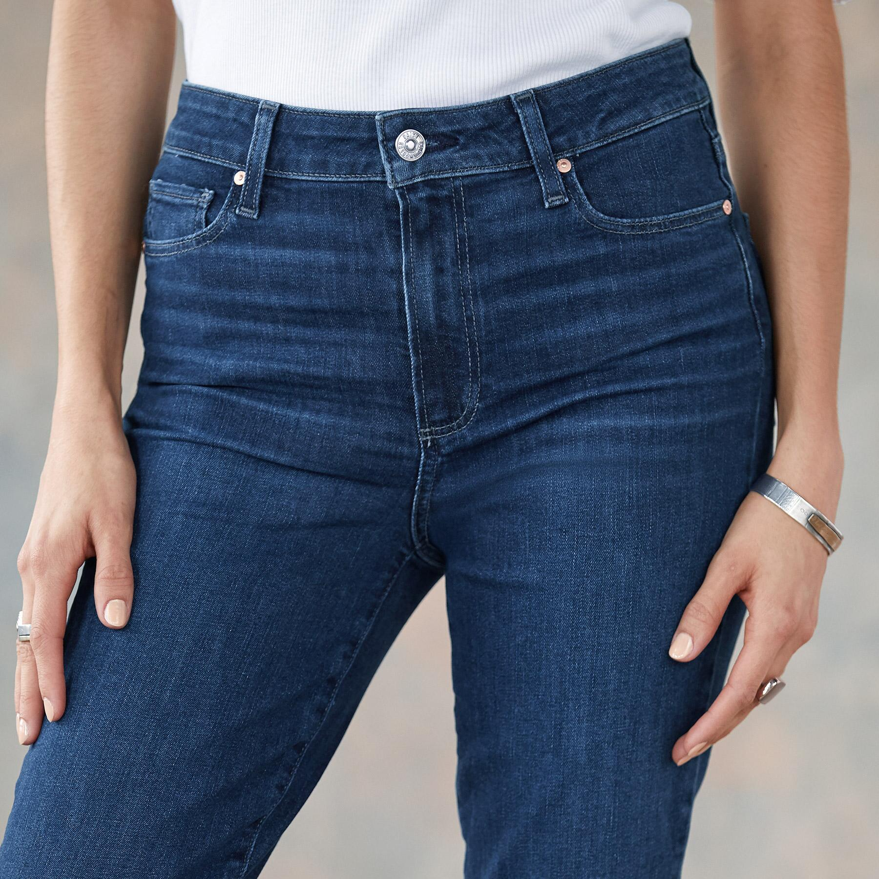 HOXTON CROP JEANS: View 3