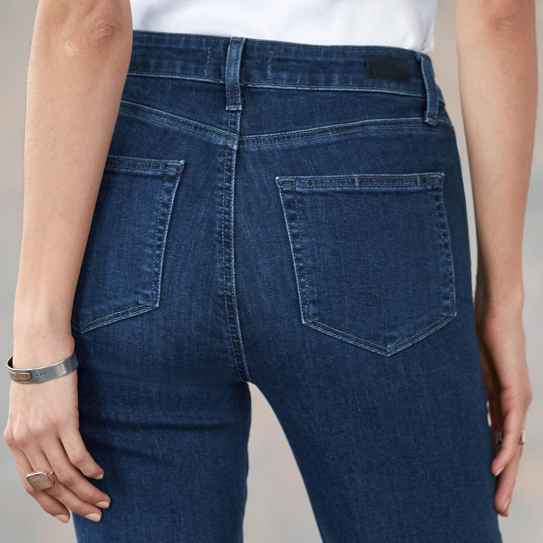 HOXTON CROP JEANS: View 4
