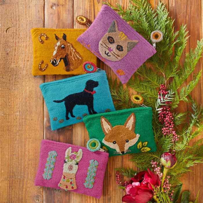 ANIMAL TALES POUCH