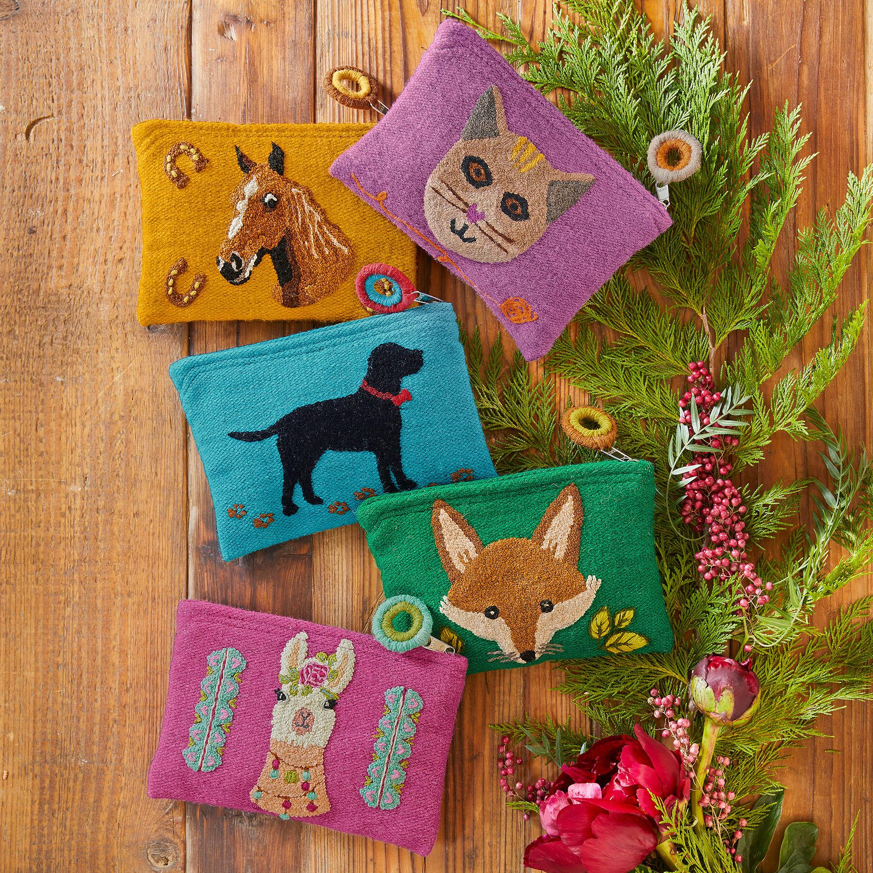 ANIMAL TALES POUCH: View 1