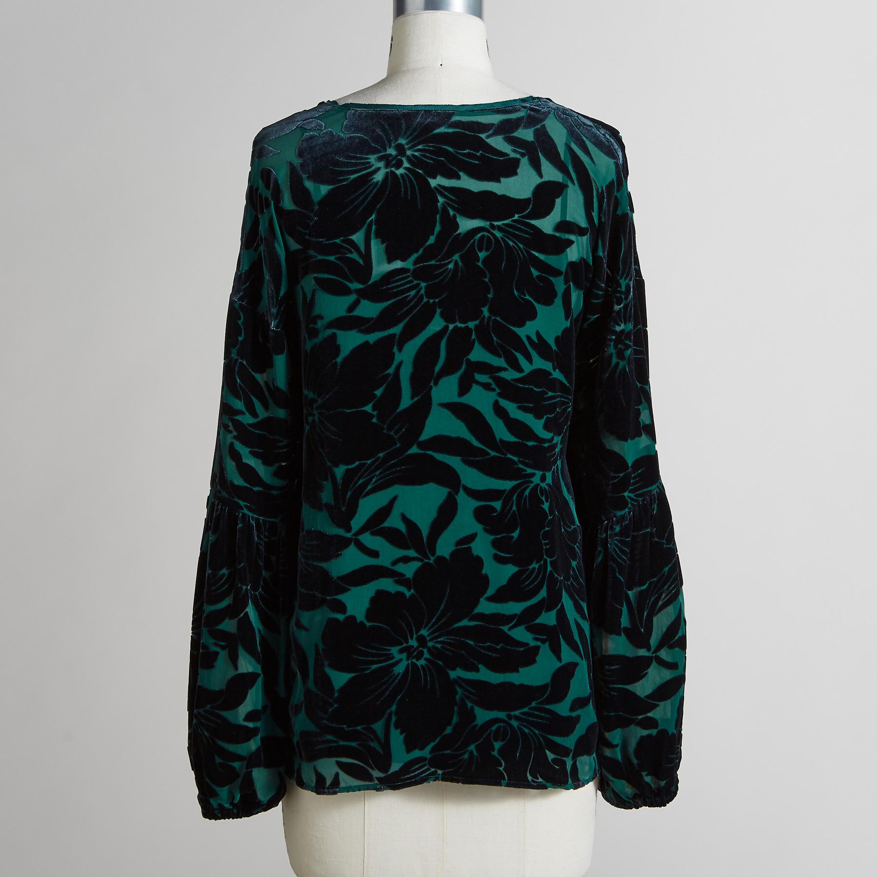 VELVET DREAMSCAPE TOP: View 2