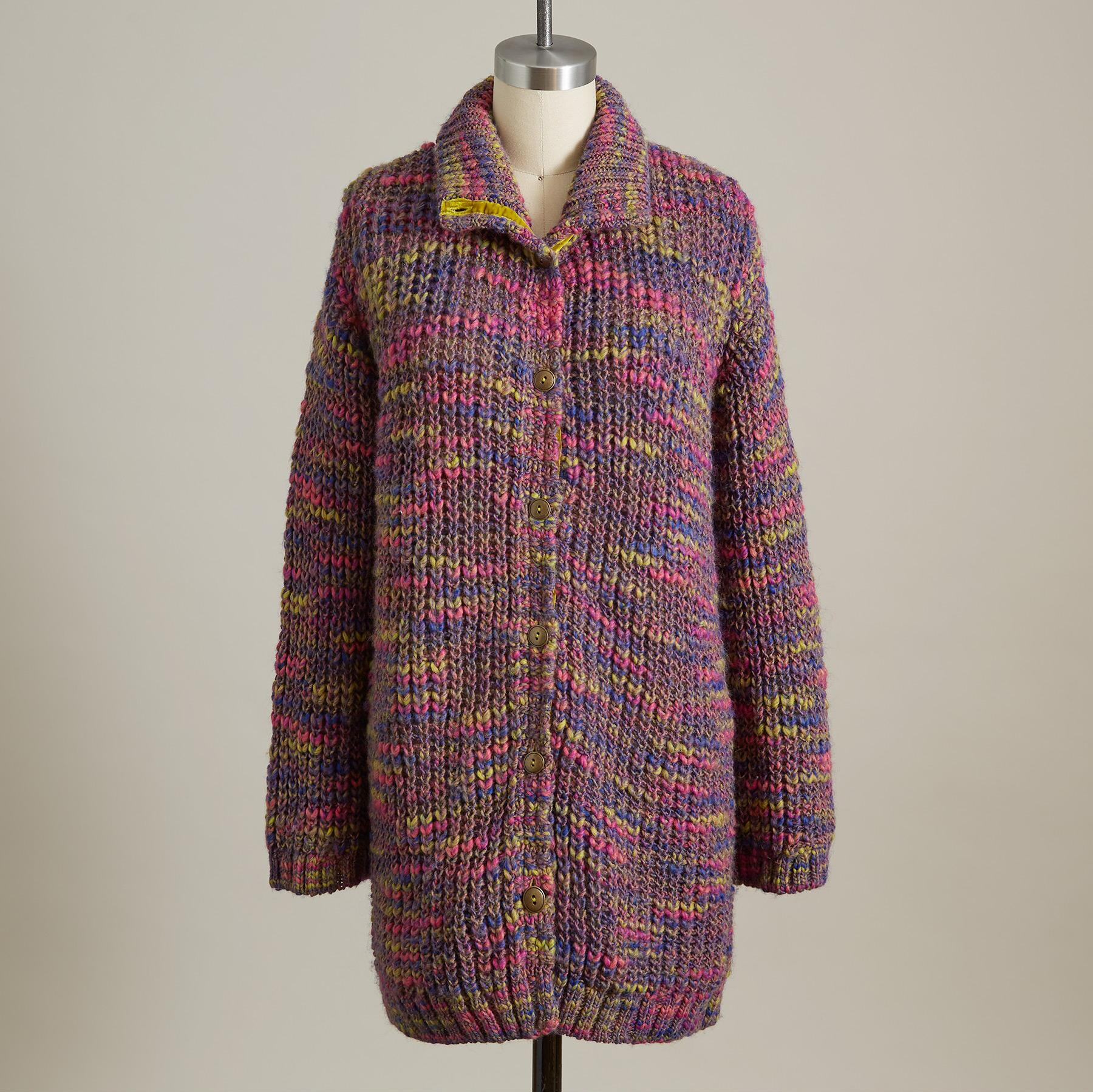 AINSLEY HIGHLAND CARDIGAN - PETITES: View 3