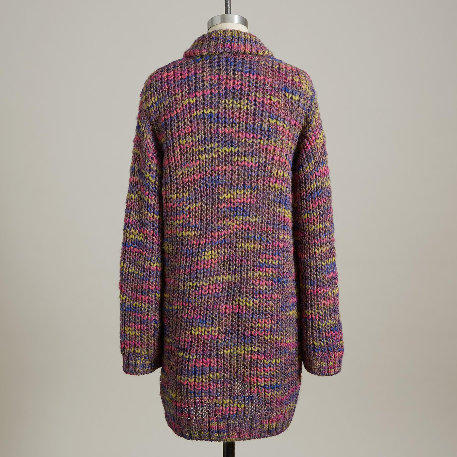 AINSLEY HIGHLAND CARDIGAN - PETITES: View 4