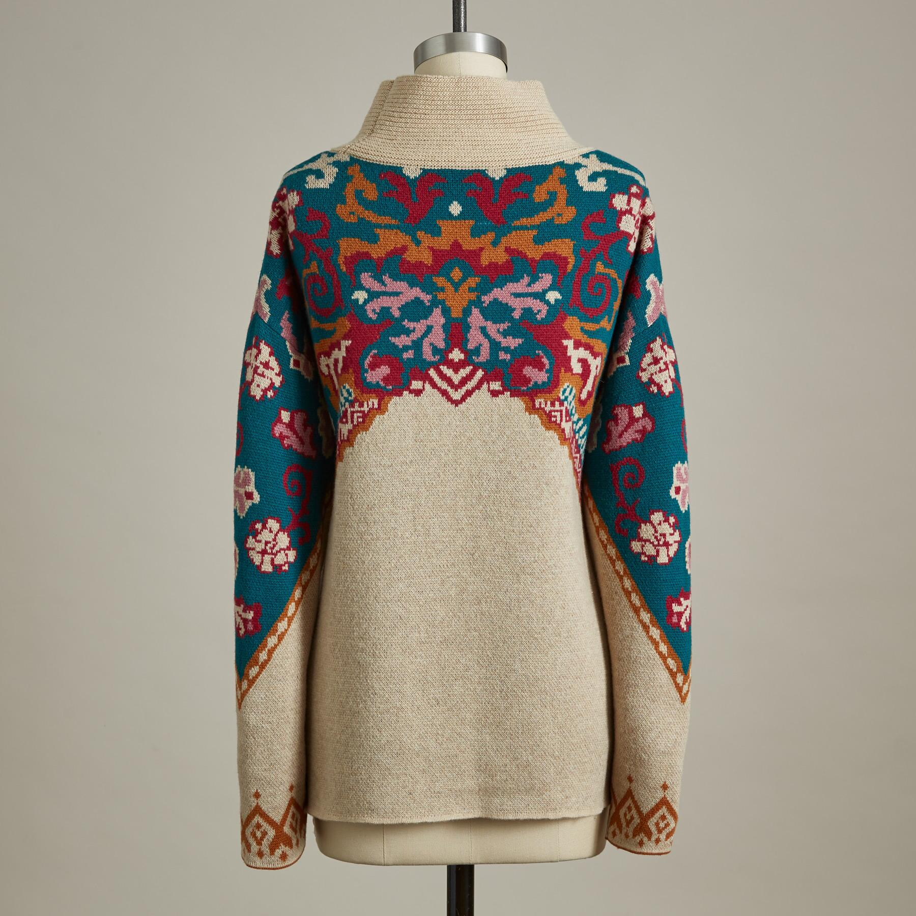 JOURNEY EAST SWEATER: View 3