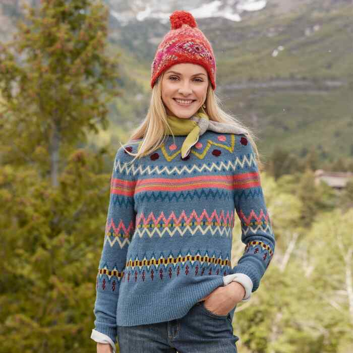 GLENCOE SWEATER