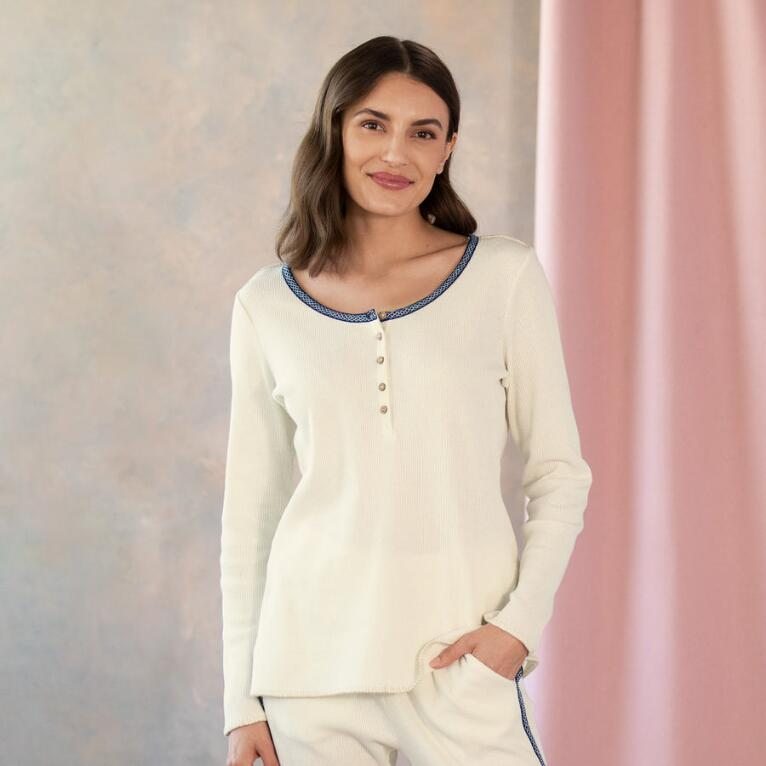 STELLA PAJAMA TOP