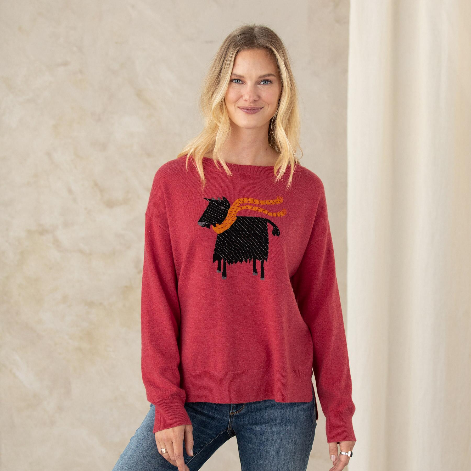 CHEERFUL BILLY SWEATER: View 2