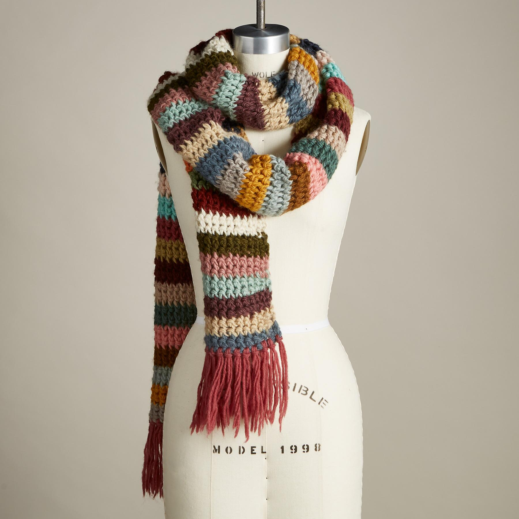 SIMPLE PLEASURES SCARF: View 1