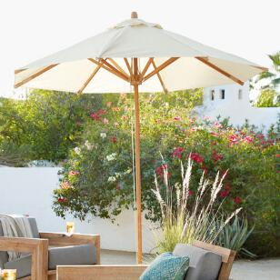 HAPPY HOURS PATIO UMBRELLA
