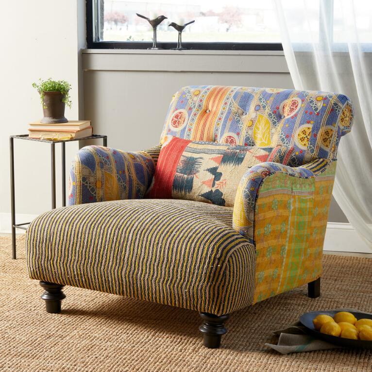 Chetana Sari Club Chair