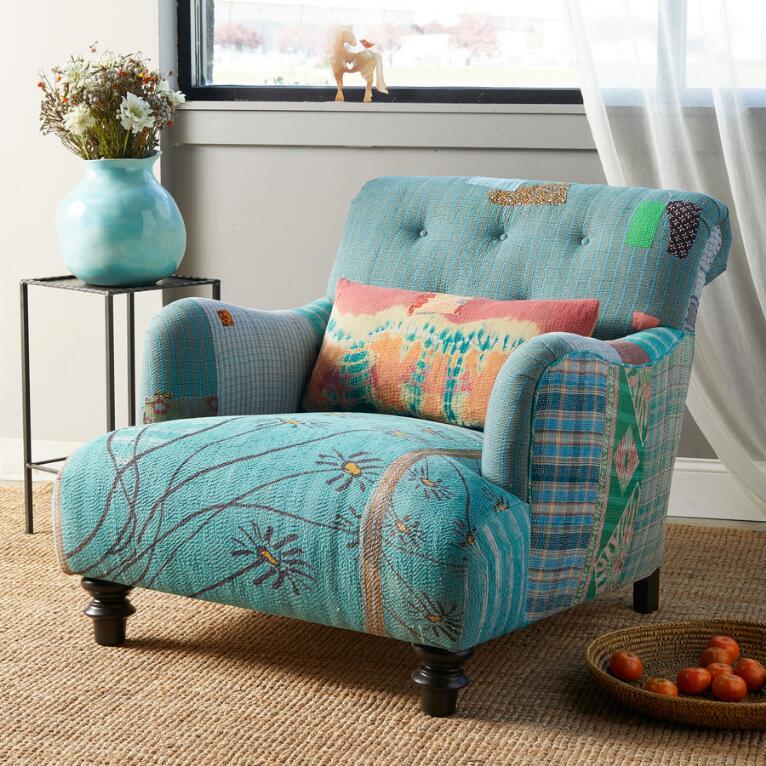 Damini Sari Club Chair