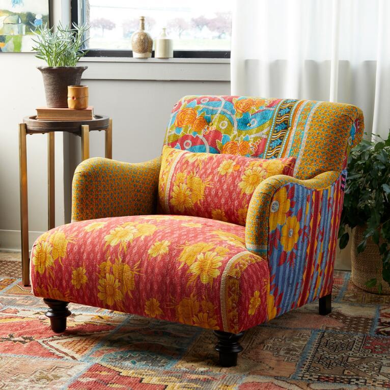 Tamanna Sari Club Chair