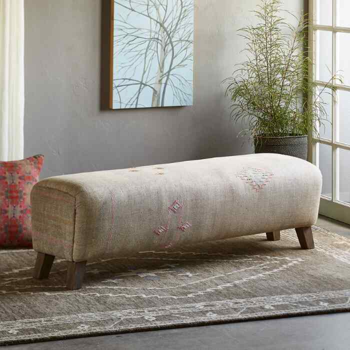 HACHIM MOROCCAN BENCH