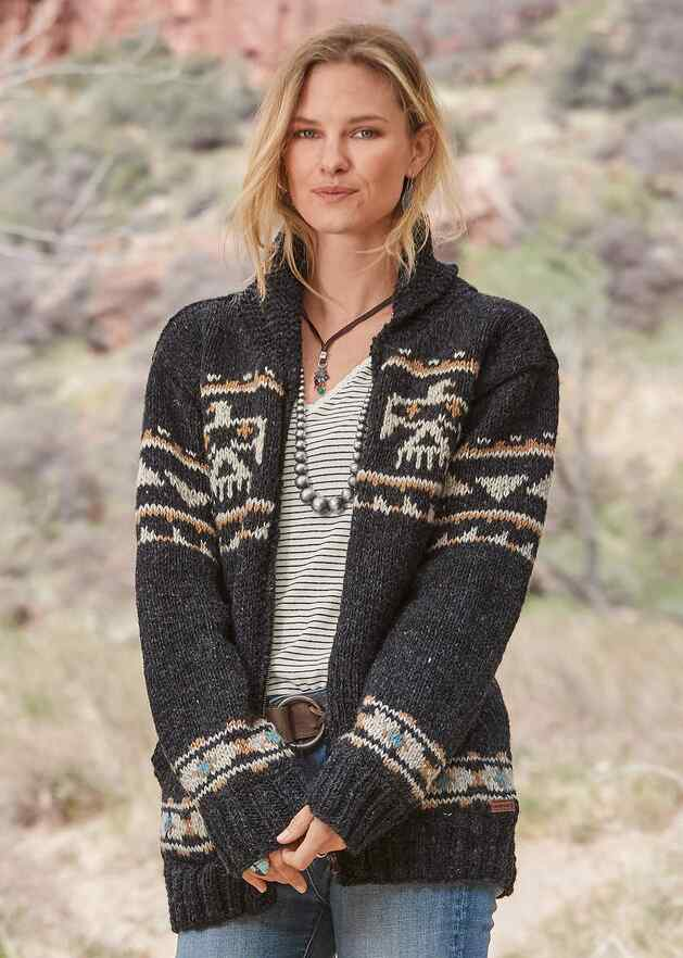 EAGLE SWEATER