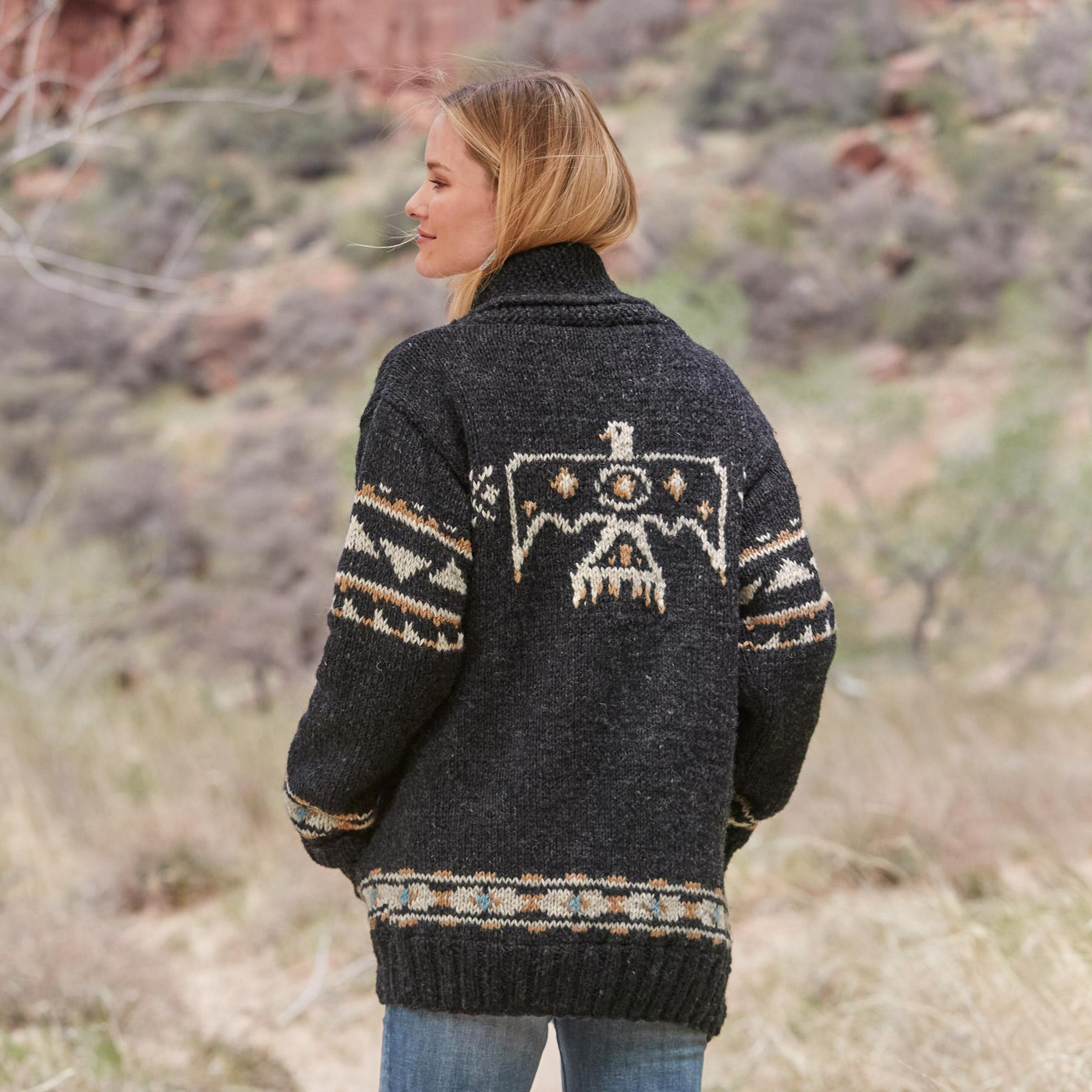 EAGLE SWEATER: View 3