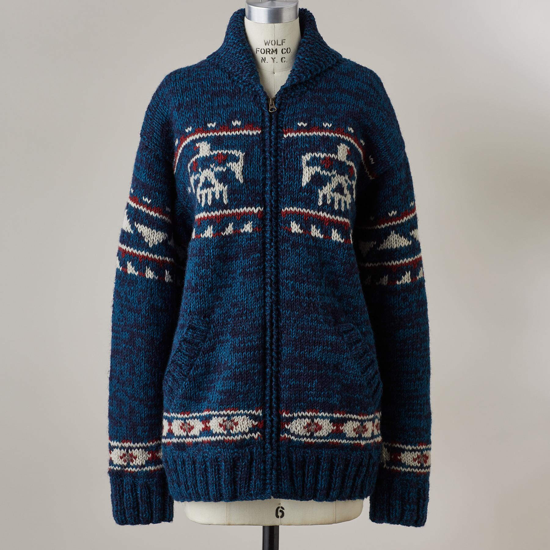 EAGLE SWEATER: View 4
