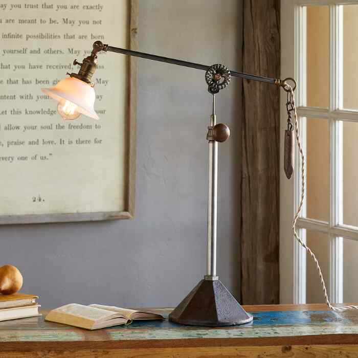 HUMBOLT TABLE LAMP