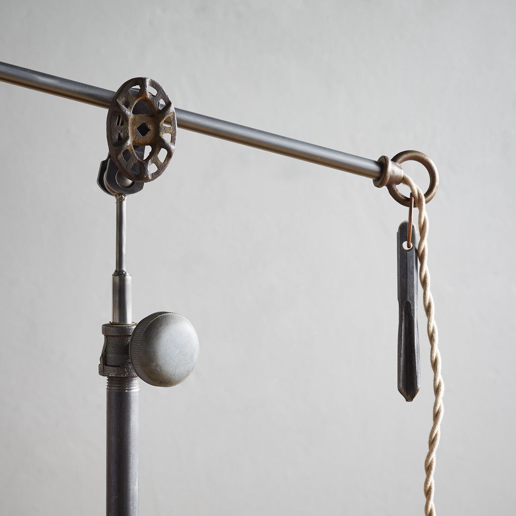 HAMISH TABLE LAMP: View 3