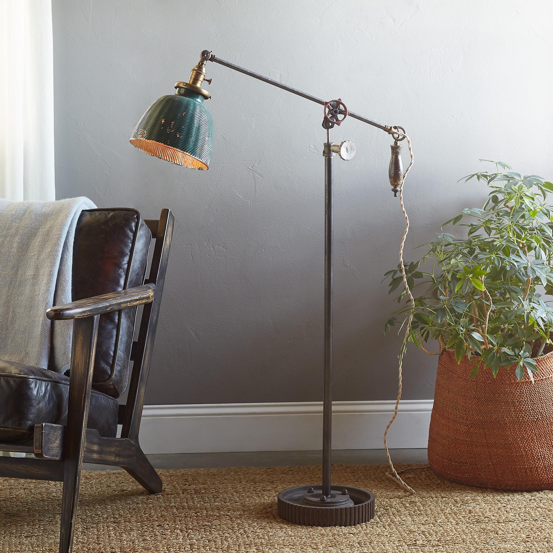 HAMILTON FLOOR LAMP: View 1