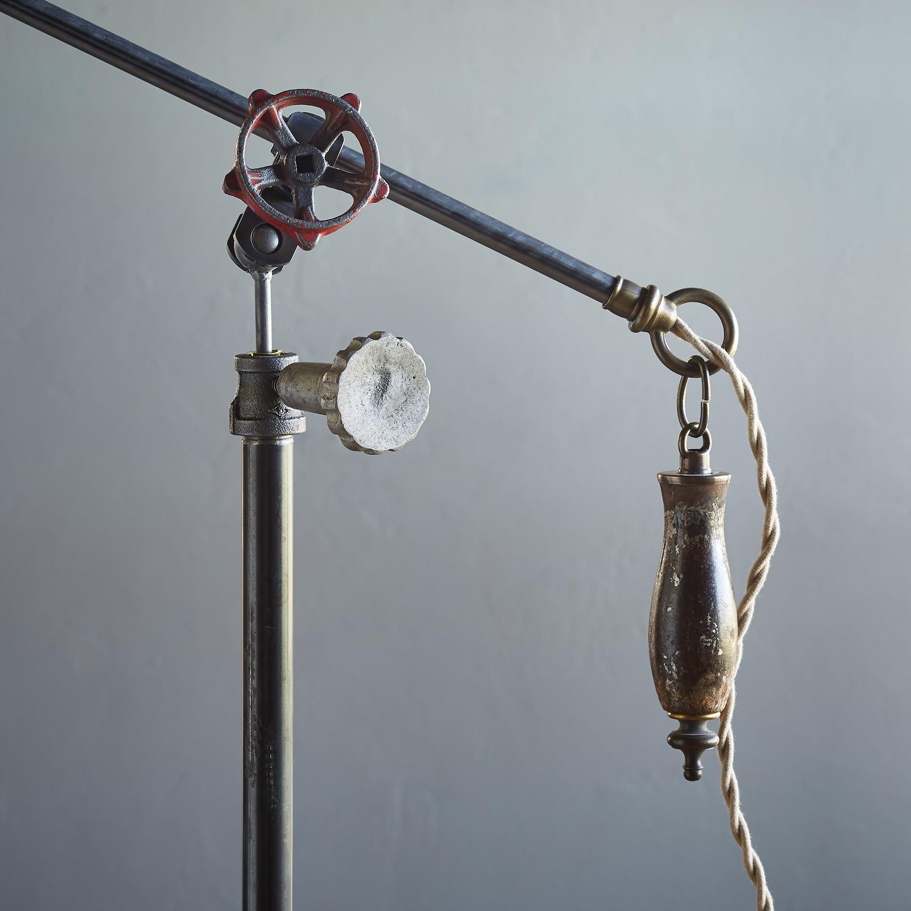 HAMILTON FLOOR LAMP: View 3