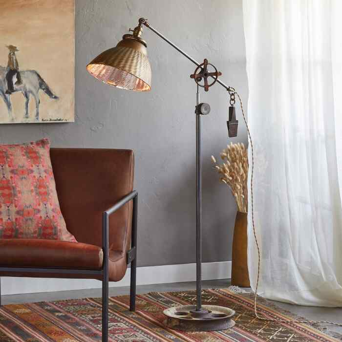 ROWLAND FLOOR LAMP